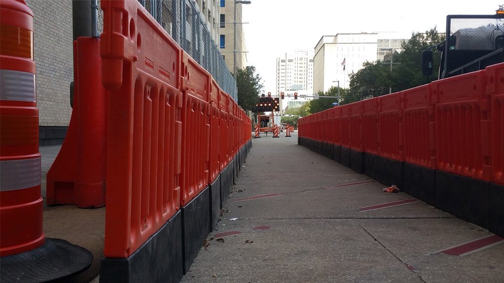 Houston Barricade and supply