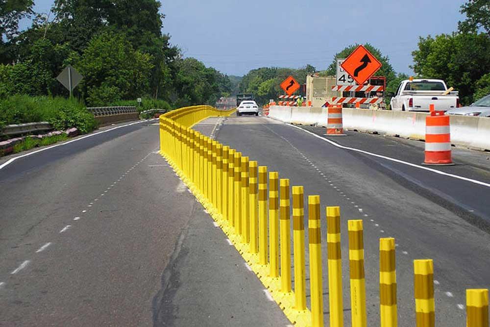 raised curbing system